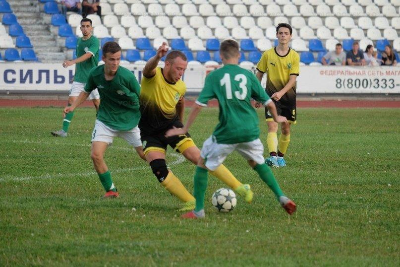 «Волгодонск» оторвался от главного конкурента