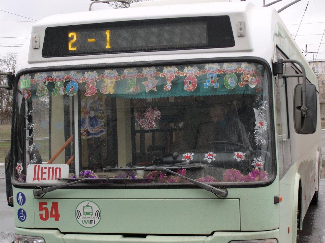 Волгодонск снова дает дотации муниципальному транспорту