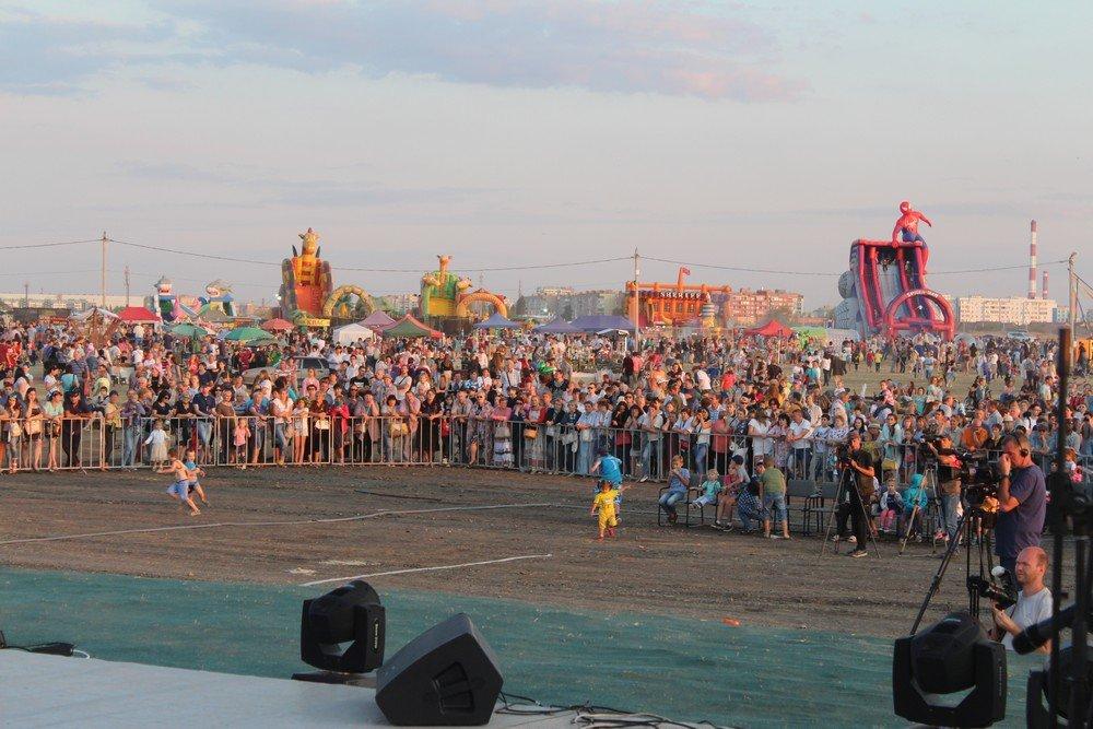 В Волгодонске прошел большой фестиваль (фоторепортаж)