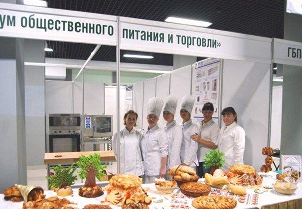 Студенты Волгодонского техникума стали вторыми на Кавказском кубке по хлебопечению