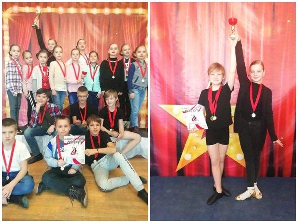 Танцоры из Волгодонска завоевали пять призовых мест в Международном хореографическом фестивале