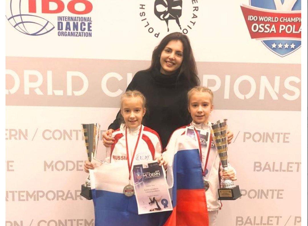 Юные танцовщицы из Волгодонска стали вице-чемпионками мира по хореографии