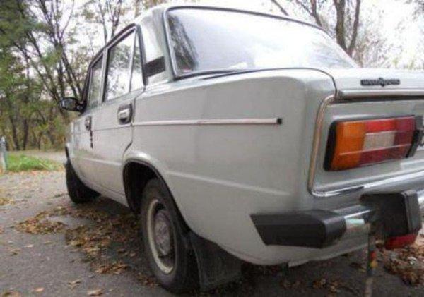 Недалеко от Волгодонска был задержан 26-летний парень за угон ВАЗ-2106