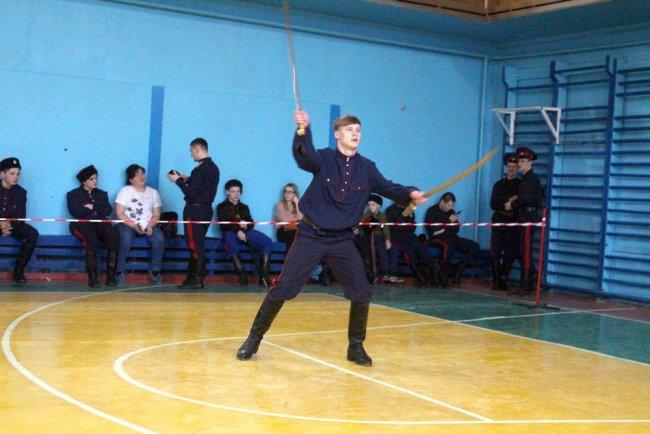 В Волгодонске прошел большой турнир казачьих единоборств