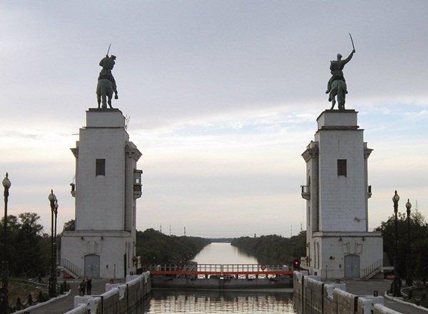 На неделю раньше на Волго-Донском судоходном канале откроется навигация