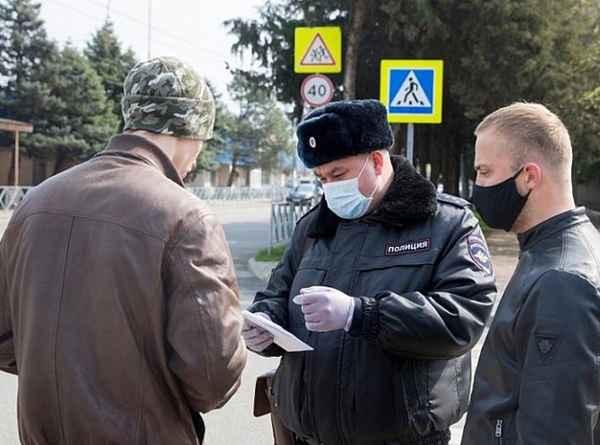 В Волгодонске нарушителей самоизоляции будут штрафовать
