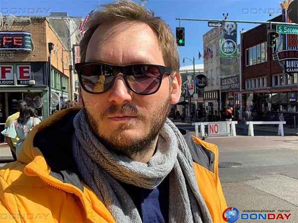 Экс-волгодонец, корреспондент нью-йоркского канала Артем Андросов рассказал в прямом эфире о ситуации с COVID-19 в США: видео