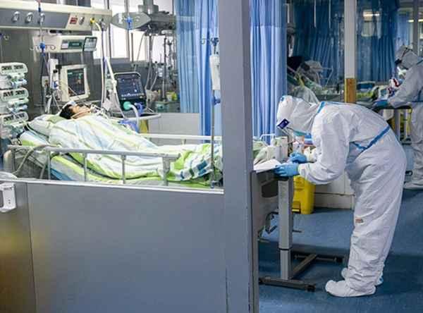 Количество заболевших COVID-19 в России приближается к 100 тысячам