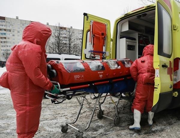 В Ростовской области побит новый рекорд по заболеваемости коронавирусом