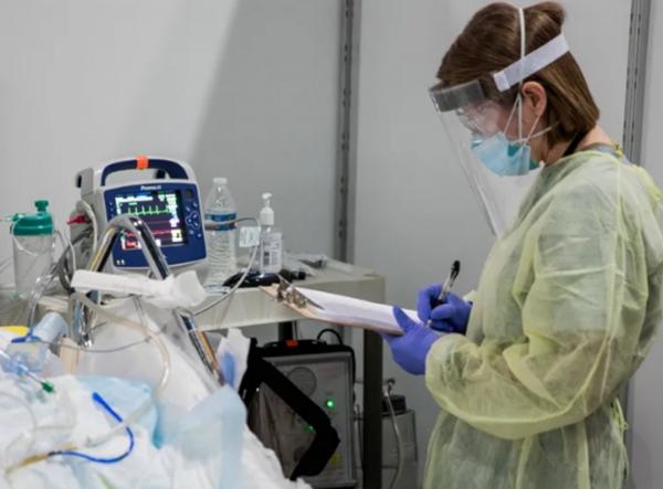 В ростовской области количество зараженных коронавирусом стремится к четырем тысячам