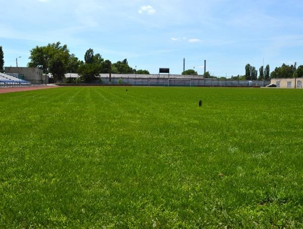 В Волгодонске появится обновленное футбольное поле