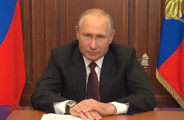 Президент России объявил о повышении налогов с богачей: средства пойдут на лечение детей