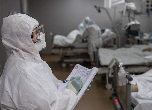 Уровень заболеваемости коронавирусом в Ростовской области идет на спад