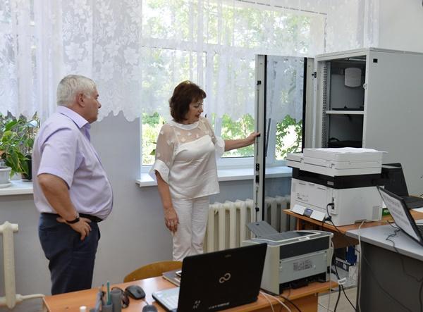 В день знаний в лицее №24 Волгодонска откроется второй атомкласс