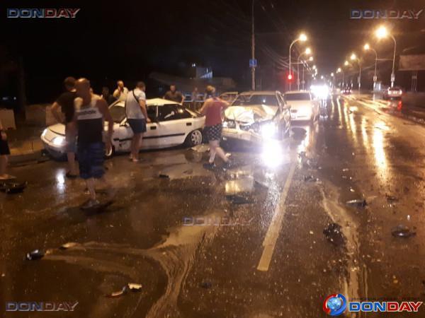 У «Дэу», протаранившего три авто возле вокзала Волгодонска, нет страховки