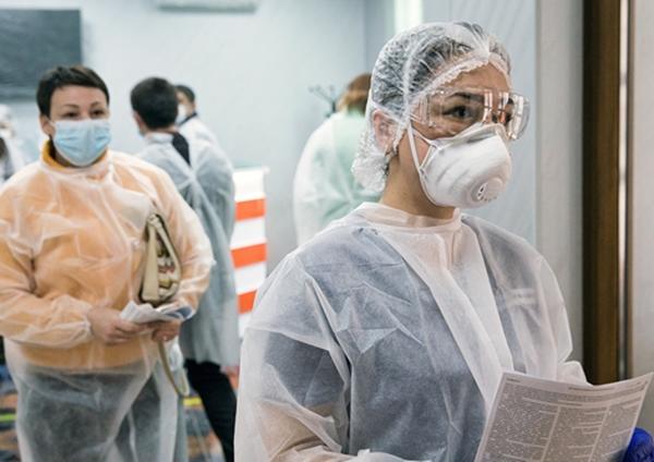 В России за сутки обнаружено 6 248 новых заболевших COVID-19