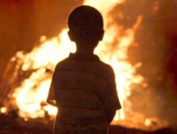 Двухлетний ребенок сгорел в салоне автомобиля в Дубовском районе
