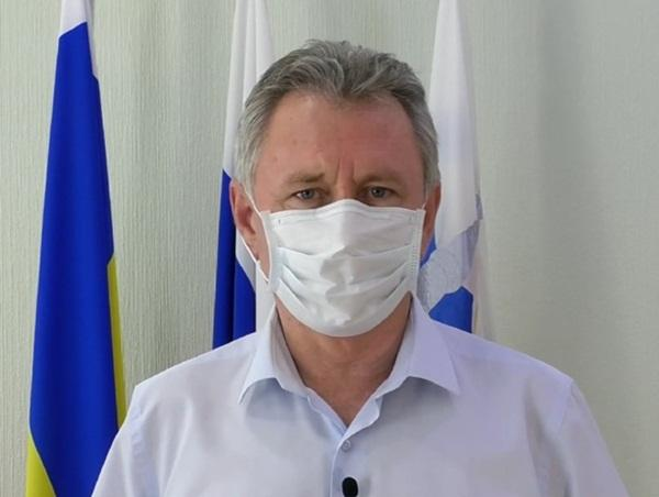 Глава администрации Волгодонска сообщил о заражении Сергея Ладанова коронавирусом