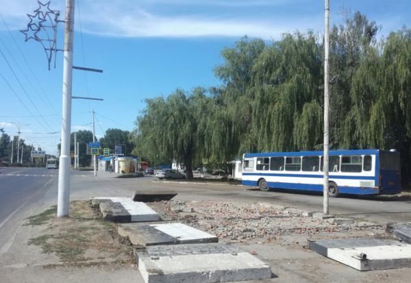 Стационарные пункты ГАИ сносят в Волгодонске