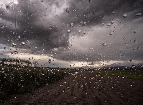 На выходных в Волгодонске будет облачно и дождливо