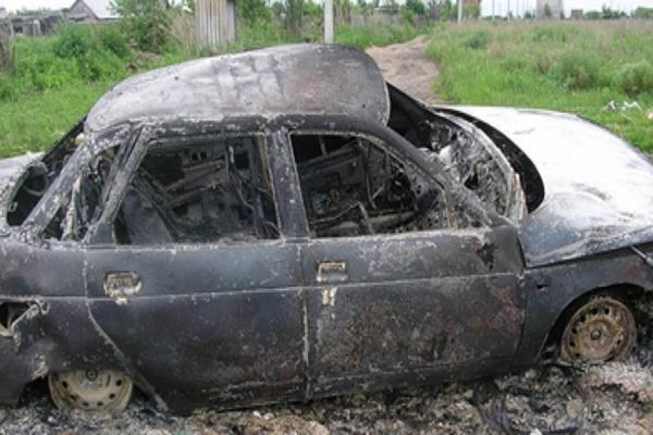 Мужчину взорвали в собственном автомобиле на Дону