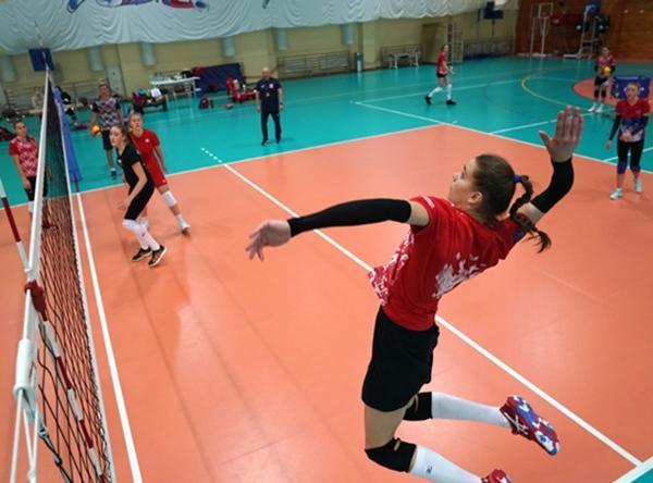 Спортсменка из Волгодонска примет участие в Чемпионате Европы по волейболу