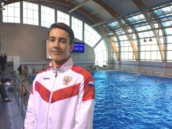 Спортсмен из Волгодонска получил звание мастера спорта России по плаванию
