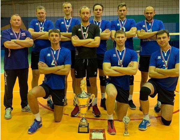 Волейболисты Волгодонска стали лучшими на чемпионате Ростовской области