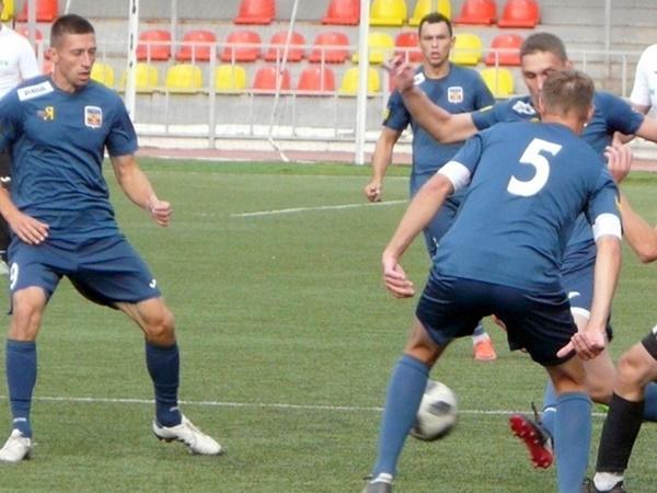 Футболисты из Волгодонска разгромили азовчан в Чемпионате Ростовской области