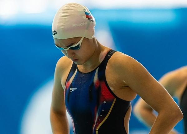Спортсменка из Волгодонска вышла в финал Кубка России по плаванию