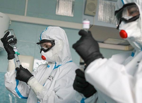 Коронавирус обнаружен у 17 347 жителей России за сутки