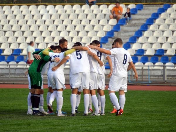 Футбольный клуб «Волгодонск» занял шестое место в Чемпионате Ростовской области сезона 2020