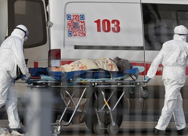 В России число заболевших COVID-19 превысило 2 миллиона