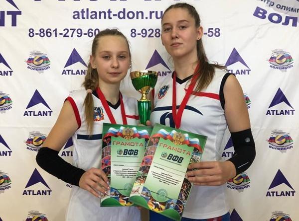 Волейболистки из Волгодонска вышли в финал первенства России