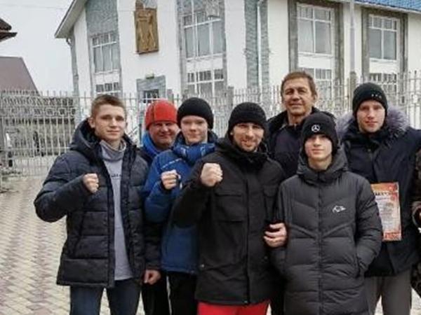 Боксер из Волгодонска завоевал третье место на Всероссийском турнире