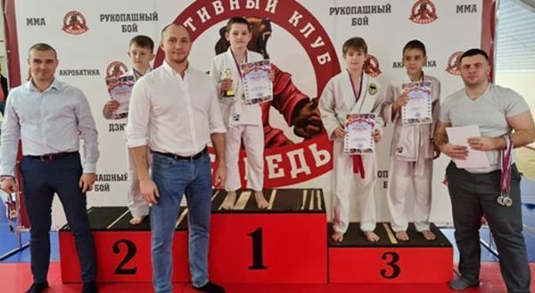 В Волгодонске прошло традиционное первенство по дзюдо