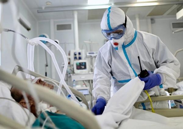 В ковидный госпиталь Волгодонска поступили еще 17 инфицированных
