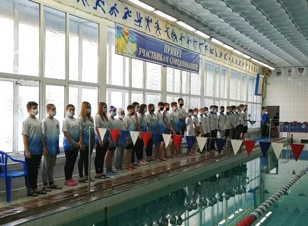 В Волгодонске прошли чемпионат и первенство города по плаванию