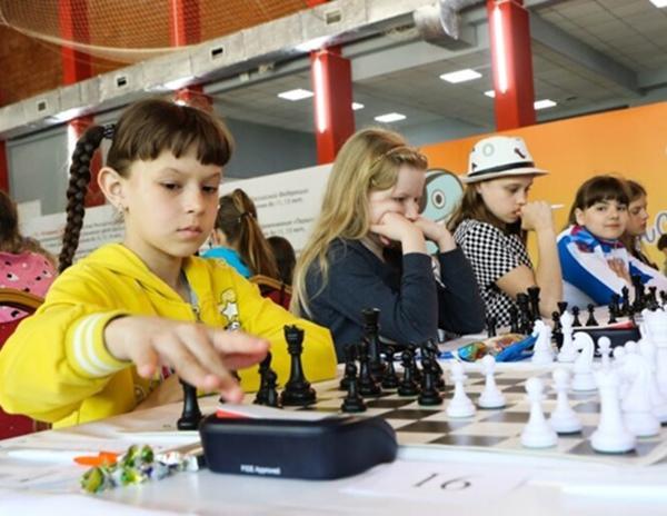 Юная волгодончанка выиграла этап детского кубка России по шахматам