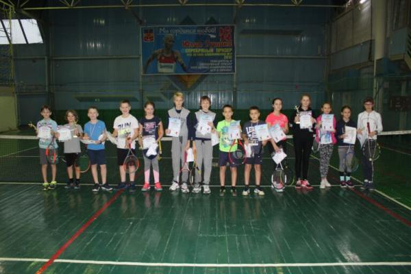 В Волгодонске прошли чемпионат и первенство города по теннису