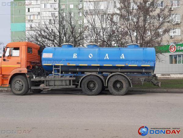 Без холодной воды в Волгодонске остались жители квартала В-9 и частного сектора вокруг него