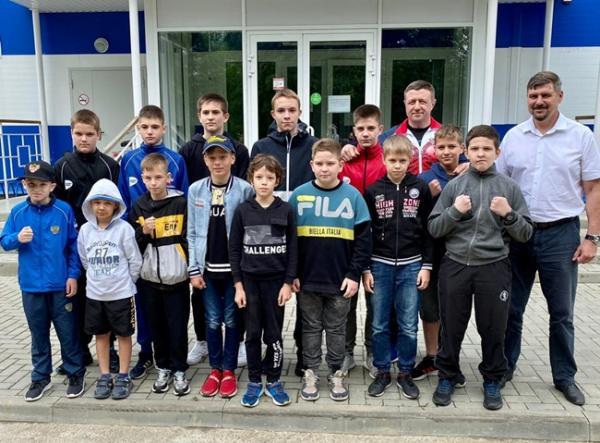 Юные боксеры из Волгодонска привезли 14 медалей с турнира