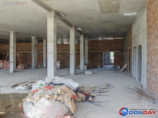 Сергей Ладанов о строительстве школы в Волгодонске: «Я бы очень хотел, чтобы мои дети ходили в такую школу»