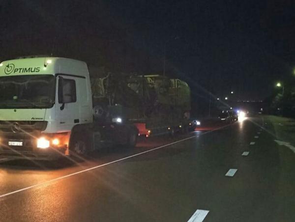 Три легковушки и большегруз столкнулись на Цимлянском шоссе в Волгодонске